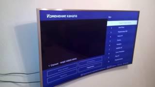 ULTRA HD Триколор ТВ. Настройка(Редагування Супутникових Каналів)