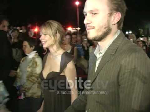 Heath Ledger and Michelle Williams: We support each other