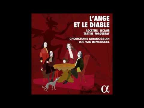 """TARTINI // Violin Sonata in G Minor, B.g5 """"Il trillo del Diavolo"""": I. Larghetto affettuoso"""