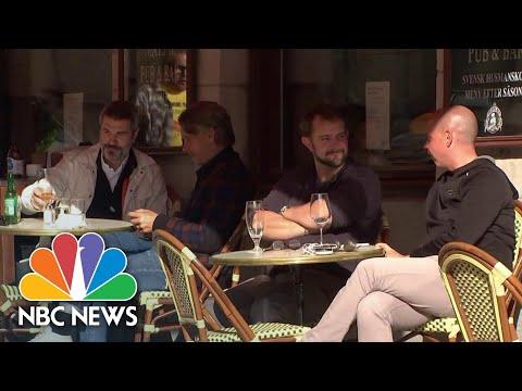 Sweden Avoids Europe's Second Coronavirus Wave | NBC News NOW