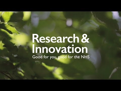 Research & Innovation In East Kent Hospitals