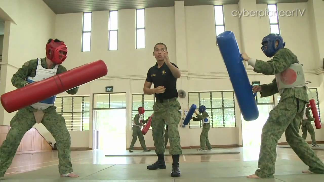 Moves That Kill - Close Combat Training