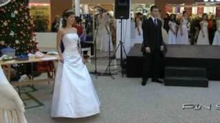 Дефиле свадебных платьев. Eeden 2010