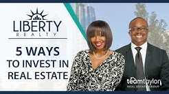 New Jersey Real Estate: The Top 5 Ways to Invest in Real Estate