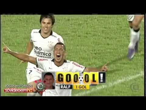 Jogos Históricos - Deportivo Táchira 1 x 1 Corinthians - Libertadores 2012 - 15/02/2012 - Globo HD