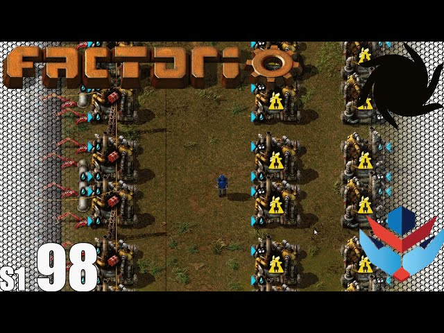 Factorio MP with NOG - S01E98 - Pump, Pipes and Tanks
