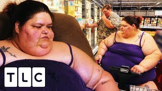 Robin Loves Going Grocery Shopping With Her Nephew | My 600lb Life