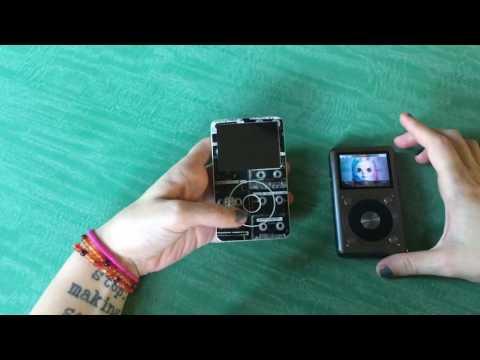 iPod Classic 6th Gen vs Fiio X3II