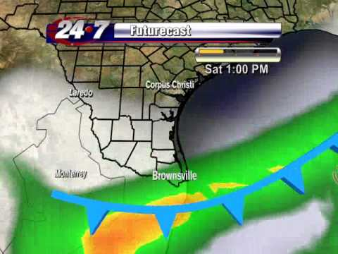 Bryan's Weather Forecast for the RGV