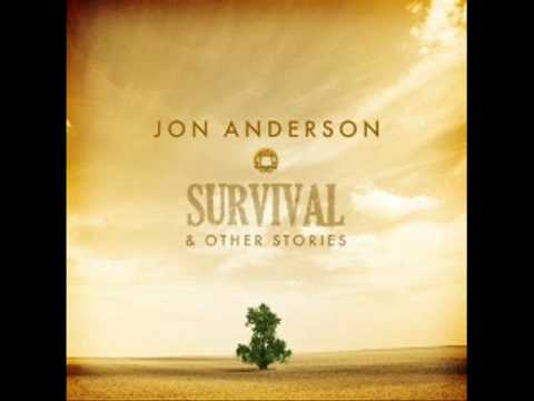 Jon Anderson- New New World