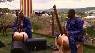 Toumani & Sidiki Diabate - BBC 2 Live Session (Glastonbury 2014)