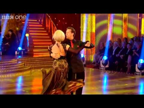 Strictly Come Dancing 2009  S7 - Week 2 - Show 1  Jo Wood - Tango