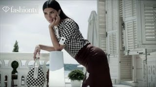 Tuba Buyukustun for Elle Oriental and Elle Arab World by Giovanni Squatriti | FashionTV