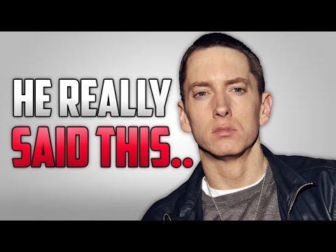 Eminem Finally Destroys Mumble Rappers..