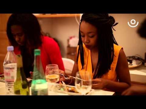 Dieuveil Malonga : la grande cuisine africaine, l'Afro Fusion