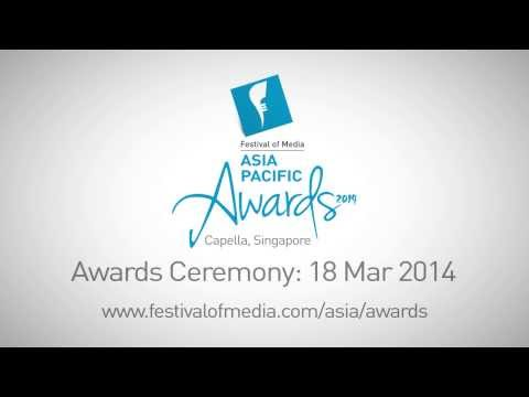 Call for entries - Festival of Media Asia Pacific Awards