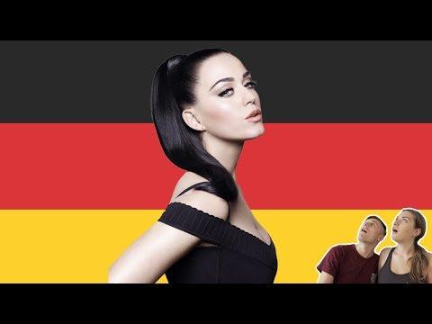 Stars speak GERMAN (English Subtitles) Katy Perry, Justin Timberlake, Sandra Bullock