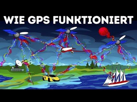 Einfache Erklärung Wie GPS Funktioniert