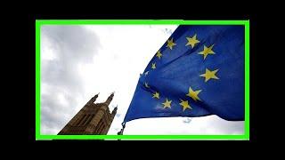 Breaking News | Britain drifting toward 'disastrous' Brexit - German industry group