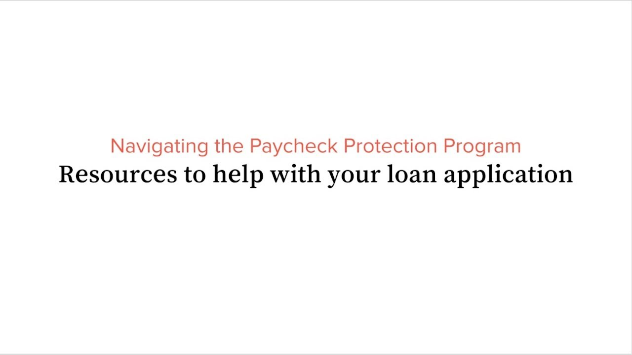 Navigating the Paycheck Protection Program (PPP) | Gusto