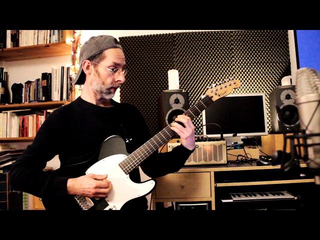 MJ cours de guitare #1