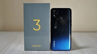 Realme 3 Unboxing & Impressions : Worth it ?