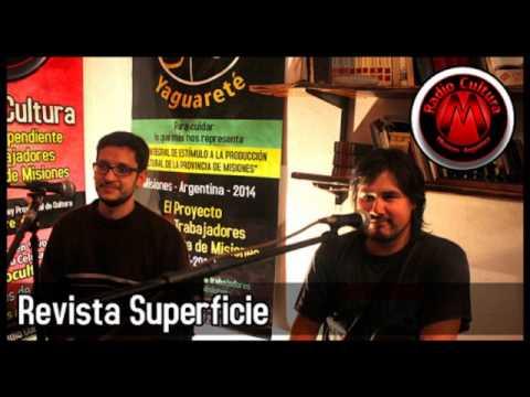 Revista Superficie con Ole Brasil en M Radio Cultura