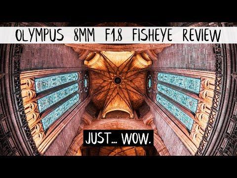 Olympus 8mm Fisheye Review // De-Fishing Examples