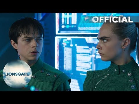Valerian - Final Trailer - In Cinemas August 2