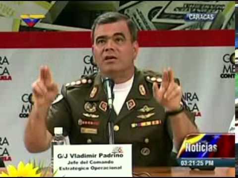 Foro Conjura Mediática: Intervención de Vladimir Padrino López