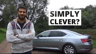 Simply Clever w Skodzie Superb - Zachar OFF