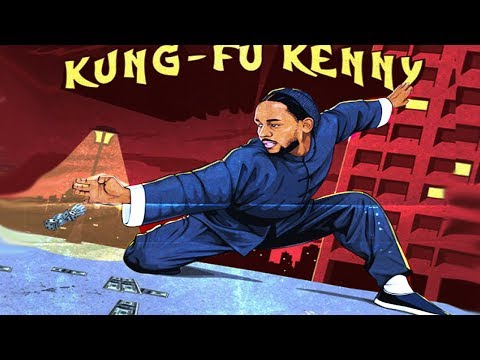 """Like water"" Kung Fu Kenny x Wu tang Type Beat"