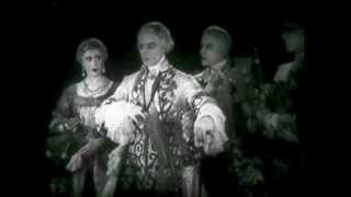 Rudolph Valentino-Monsieur Beaucaire (1924)-Main-Title, and opening scenes