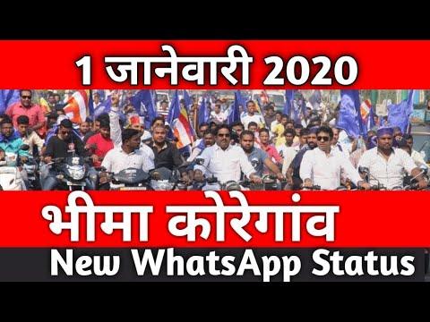 Bhima Koregaon   New WhatsApp Status   2020   Jay Bhim
