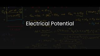 SPH4U/Grade 12 Physics: 7.5 Electrical Potential