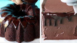 4 Desserts Only TRUE Chocolate Lovers Can Handle