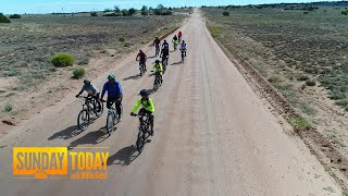 Mountain Biking Group Offers Support System To Members Of The Navajo Nation | Sunday TODAY