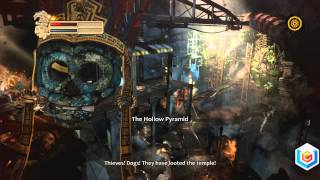 Marlow Briggs And The Mask Of Death Gameplay Trailer Xbox 360/PC