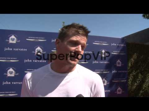 Bailey Chase on being a part of the event at ...