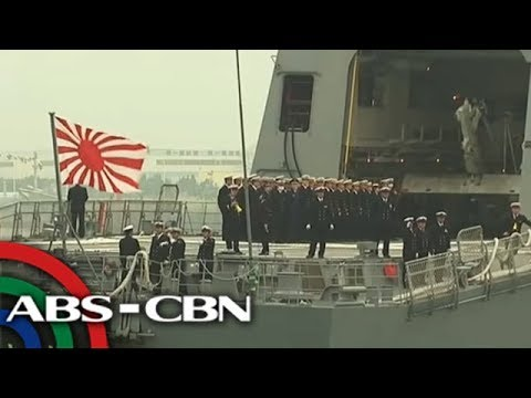 Largest PH warship joins Chinese Navy anniversary celebration
