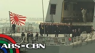 Largest PH warship joins Chinese Navy anniversary celebration | ANC