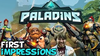 "Paladins: Champions Of The Realm First Impressions ""Is It Worth Playing?"""