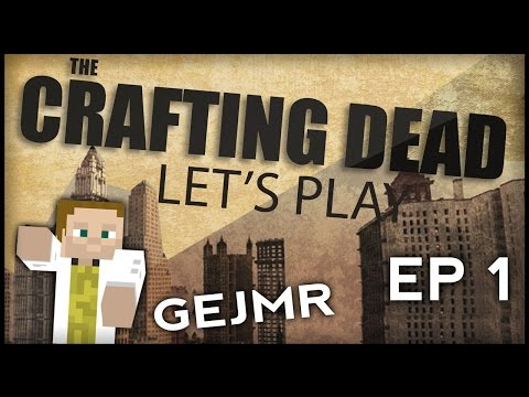 Gejmr minecraft crafting dead ep 1 youtube for The crafting dead ep 1