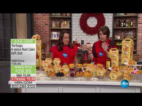 HSN | Holiday Treats & Entertaining 12.05.2016 - 11 AM