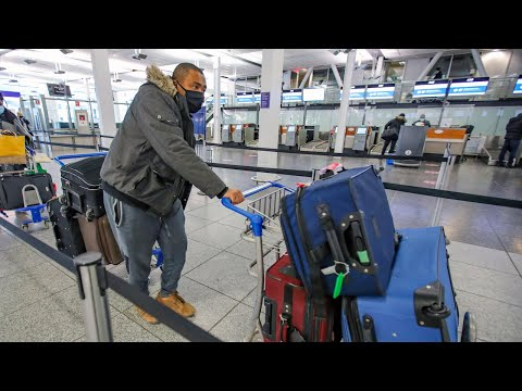 Montreal travellers react to new restrictions