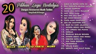 Download Nella Kharisma Dkk - 20 Pilihan Lagu Nostalgia Terbaik