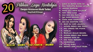 Download lagu Nella Kharisma Dkk 20 Pilihan Lagu Nostalgia Terbaik MP3