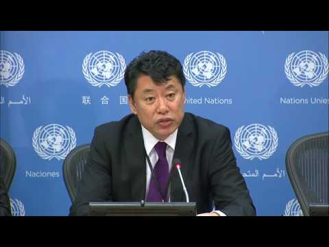 Non-proliferation in the Democratic People's Republic of Korea - Press Conference
