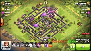 Strategie attacchi clash of clans #1 Esercito farming e trofei
