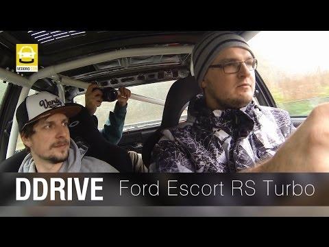 Ford Escort RS turbo обзор б у автомобиля в рубрике DDrive